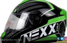 Helm Nexx Melancong Hingga ke Amerika Utara - JPNN.com