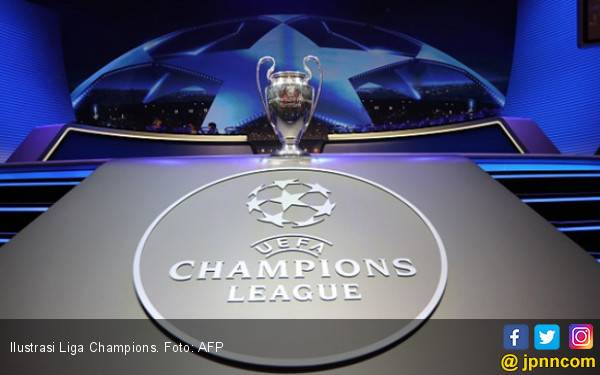 Jadwal Lengkap Perempat Final Liga Champions, MU Tuan Rumah Leg Pertama - JPNN.com