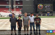 Guns N' Roses Boyong 50 Orang Tim Produksi ke Jakarta - JPNN.com