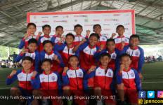 Okky Youth Soccer Team Perkasa di Singacup 2018 - JPNN.com