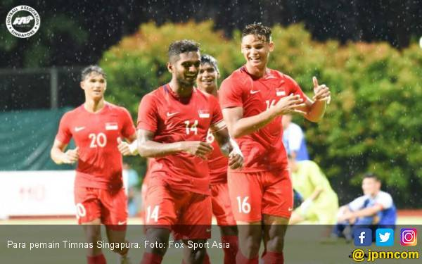 Prediksi Susunan Pemain Timnas Singapura Vs Indonesia - JPNN.com