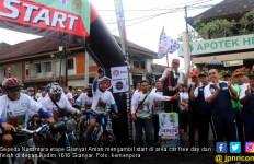 DPR: Titik Perhelatan Sepeda Nusantara Harus Lebih Banyak - JPNN.com