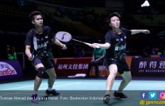 Fokus Fuzhou China Open, Butet Belum Pikirkan Laga Penutup - JPNN.com