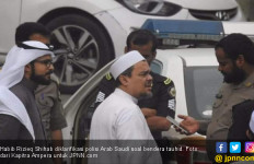 Arab Saudi Garap Rizieq, #BenderakuHanyaSatu Trending Topic - JPNN.com