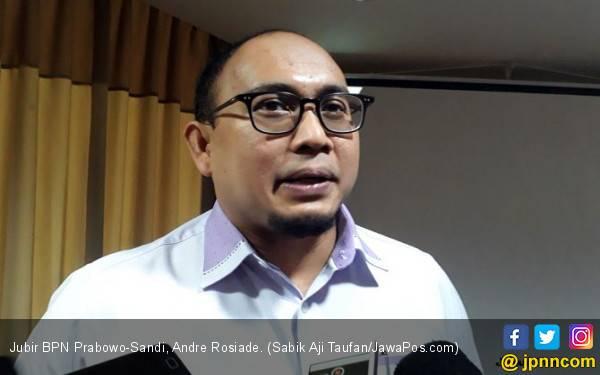 Penjelasan Terbaru BPN terkait Kabar Sandiaga Diusir Prabowo - JPNN.com