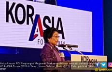 Keyakinan dan Ikhtiar Megawati agar 2 Korea Bersatu Lagi - JPNN.com