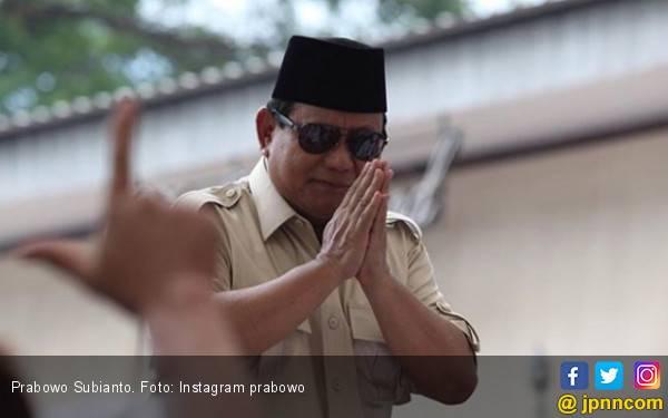 Kuasai Data, Prabowo tak Ingin Bikin Malu Jokowi - JPNN.com