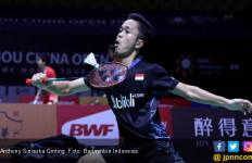 BWF World Tour Finals 2018: Ginting Siap Lahir dan Batin - JPNN.com