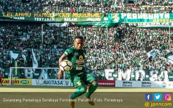 Jelang Persebaya vs PSM, Pahabol: Tuhan Selalu Baik - JPNN.com