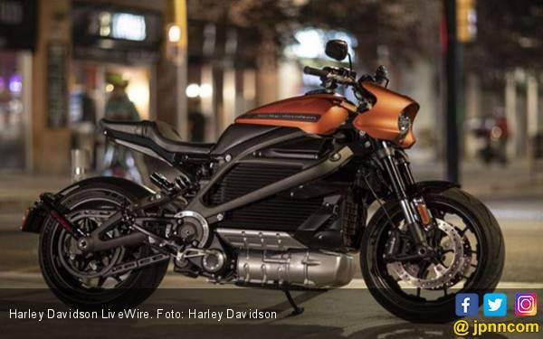 Motor Listrik Harley Sudah Bisa Dipesan, Sebegini Harganya - JPNN.com