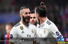 Karim Benzema Gabung Klub 200 Real Madrid - JPNN.com