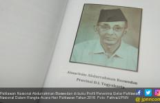 Ini Jasa-Jasa Pahlawan Nasional Abdurrahman Baswedan - JPNN.com