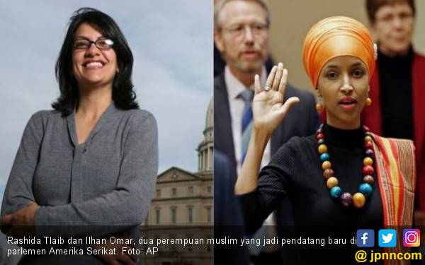 Israel Tolak Kunjungan Politikus Muslim Amerika - JPNN.com