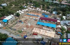 Sumbang 200 Juta untuk Rumah Sementara Korban Gempa Sulteng - JPNN.com