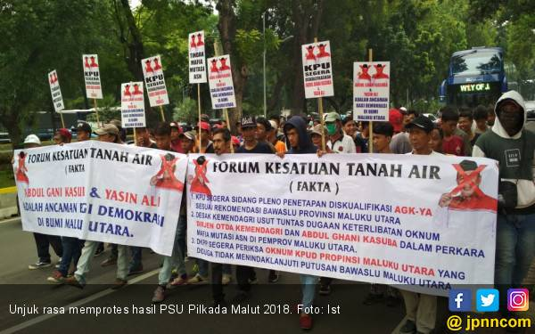 Ada Pelanggaran Masif dalam PSU Pilkada Malut? - JPNN.com