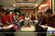 Tanpa Sekat, Danny Pomanto Layani Masyarakat dengan Hangat - JPNN.com