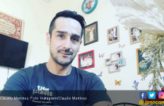 Claudio Martinez Positif Pakai Ganja - JPNN.com
