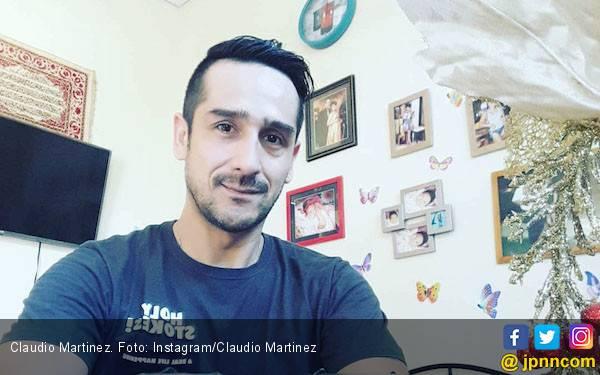 Claudio Martinez Terbukti Simpan Ganja 7,96 Gram - JPNN.com
