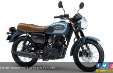 Membandingkan Kawasaki W175 dan Yamaha XSR 155 - JPNN.com