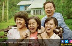 Ini Bocoran Penampilan Abah dan Emak di Keluarga Cemara - JPNN.com