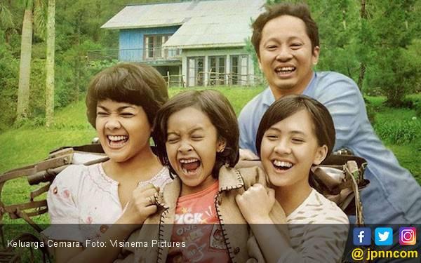 Keluarga Cemara Pertahankan Ciri Khas Versi Sinetron - JPNN.com