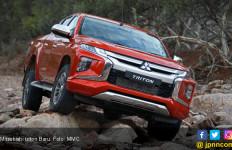 Mitsubishi Triton Baru Debut Dunia, Segera ke Indonesia - JPNN.com