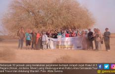 Menikmati Suasana Timur Tengah Bersama Rafa Lintas Cakrawala - JPNN.com