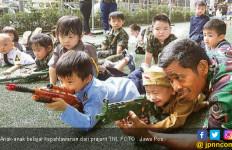 Belajar tentang Kepahlawanan dari Prajurit - JPNN.com