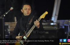 Jasa Slash bagi Gitaris Iga Massardi - JPNN.com