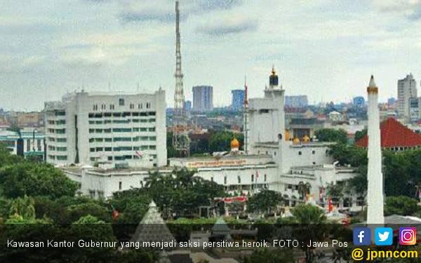 Gedung Bersejarah, Saksi Perjuangan di Surabaya (2-habis) - JPNN.com