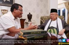 Respons Kiai Ma'ruf Sikapi Kekhawatiran Pak SBY - JPNN.com