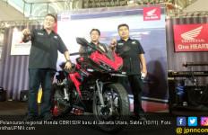 Honda CBR150R Baru Meluncur, Tersemat Fitur Moge - JPNN.com