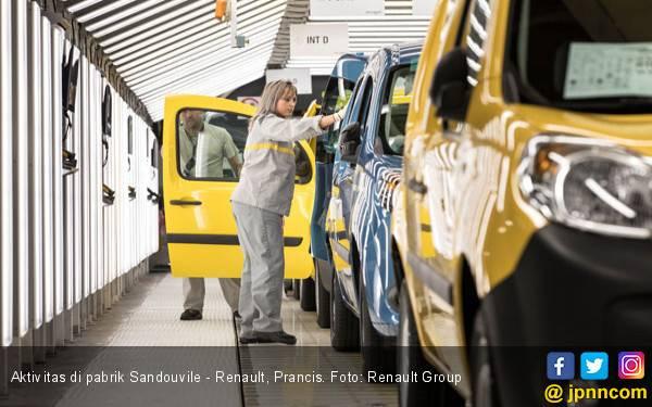 Cara Prancis Membumikan Mobil Listrik, Indonesia Patut Mencontoh - JPNN.com
