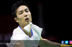 Aksi Sensasional Chou Tien Chen Terbaik di Fuzhou China Open - JPNN.com