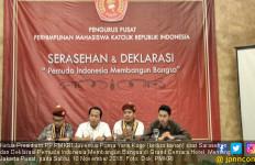 PMKRI Gelar Sarasehan dan Deklarasi Pemuda Membangun Bangsa - JPNN.com