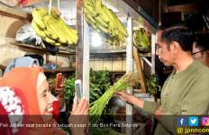 Inilah Bukti Betapa Cintanya Jokowi pada Pasar Tradisional - JPNN.com