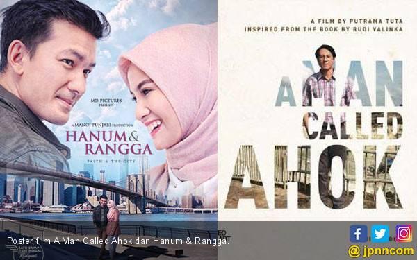 Sepi Mana Film Ahok atau Hanum & Rangga? - JPNN.com