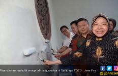 Cara Risma Kurangi Polusi Udara di Surabaya - JPNN.com