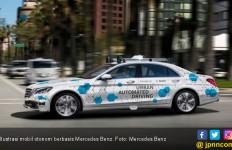Daimler Gandeng Bosch Kembangkan Mobil Otonom Level Tinggi - JPNN.com