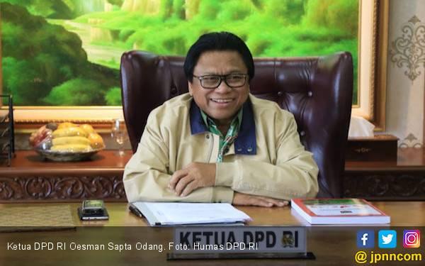 Oso: Pemilu Harus Bergembira, Bukan Berkelahi - JPNN.com