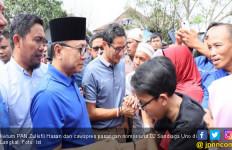 Hmm..Sandiaga Baru Mulai Blusukan ke Pasar saat Pilgub DKI - JPNN.com