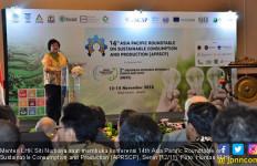 Buka Acara Internasional, Menteri Siti Gaungkan Eco-Office - JPNN.com