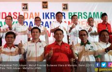 Kitorang Yakin Jokowi-Ma'ruf Menang 80 Persen di Sulut - JPNN.com