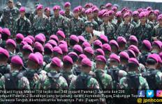 Prajurit Korps Marinir Kogasgabpad Sulteng Kembali ke Markas - JPNN.com
