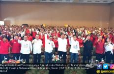 Target Jokowi-Ma'ruf Menang 80% di Sulut Tak Muluk-muluk - JPNN.com
