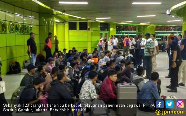 Sebanyak 128 Orang jadi Korban Penipuan Rekrutmen KAI - JPNN.com