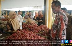 Harga Pangan Pokok di Kota Yogyakarta Stabil - JPNN.com