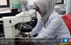 Laboratorium Karantina Pertanian Sudah Bertaraf Dunia - JPNN.com