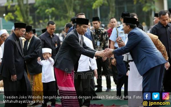 LAM Riau Bakal Beri Jokowi Gelar Adat - JPNN.com