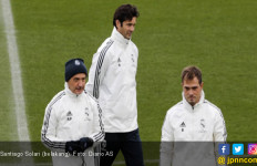 Semua Beres, Santiago Solari jadi Pelatih Tetap Real Madrid - JPNN.com